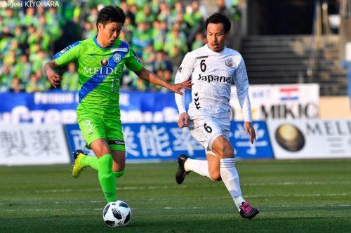 1 20180224 Shonan vs Nagasaki Kiyohara8