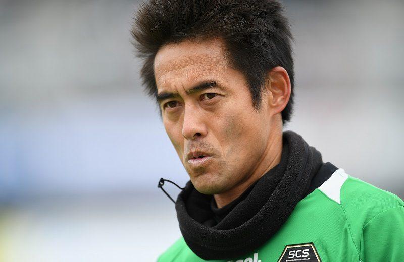 """【コラム】川口能活、42歳になっても衰えない""""サッカーへの情熱""""…今季も相模原のけん引役に"""
