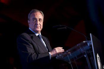 フロレンティーノ・ペレス会長
