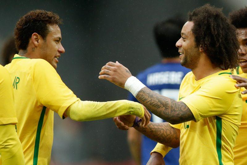 マルセロ、同胞ネイマールのレアル加入を確信「偉大な選手は…」