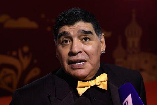 「嘘つきだ」…マラドーナ氏、現アルゼンチン代表への不満が爆発!