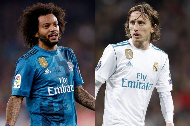 レアル、マルセロとモドリッチの診断結果を発表…PSG戦に間に合うか