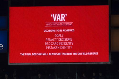 来季CLではVAR導入せず…UEFA会長「いいシステムだが急ぐべきでない」