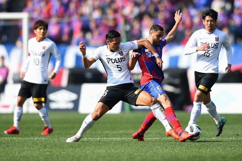 FC東京、浦和