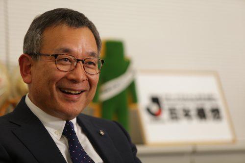村井チェアマンが語るJリーグ「『人と人とのかかわり』を深めることが、最終的には財政基盤の強化につながる」