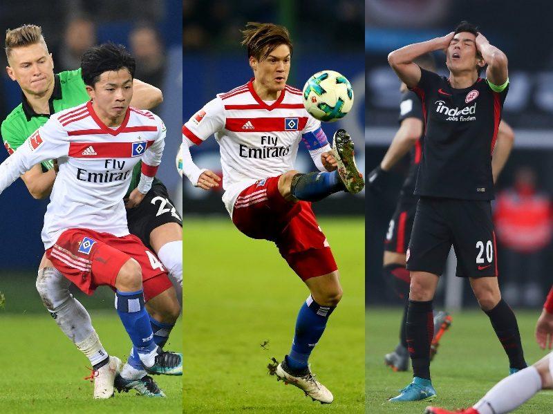 長谷部は250試合出場を勝利で飾れず…酒井&伊藤出場のHSVはドロー/ブンデス第21節