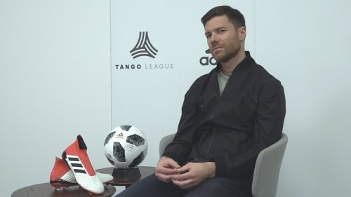 【ショートインタビュー】X・アロンソ(元スペイン代表)~名将たちが作り上げた選手像~