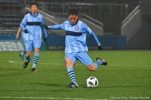 【写真ギャラリー】2018.3.16 明治安田生命J3リーグ第2節 Y.S.C.C.横浜 3-1 FC東京U-23