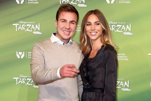 ●独代表ゲッツェ、婚約者とスペインで挙式へ…W杯終了後を予定