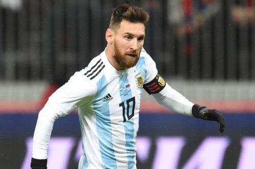 アルゼンチン指揮官、メッシ中心のチーム作りへ「彼は手の届かないレベル」