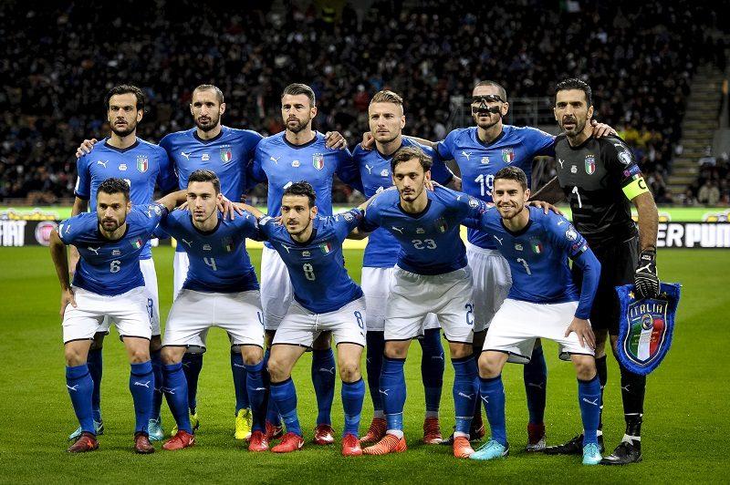イタリア代表が招集メンバー26名を発表…引退発表のブッフォンが再招集