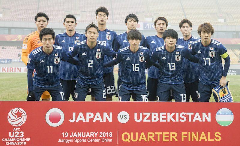 U21日本代表
