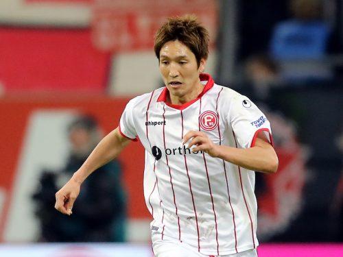 原口元気、日本代表合流前に完全復活「やっと気持ち良くサッカーできた」
