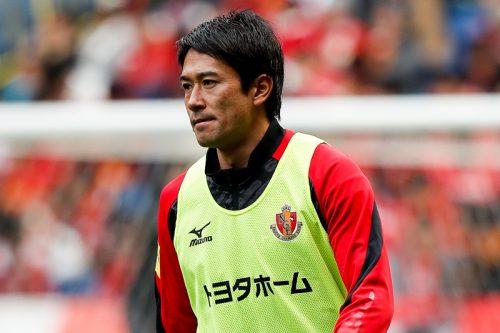 名古屋FW玉田圭司、約4週間の離脱へ…フル出場のルヴァン杯初戦で負傷
