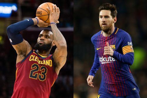 「バルサのカンテラを手本に」…NBAのレブロン、腐敗する米大学バスケ界に提言