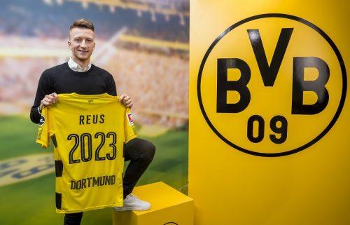 ●ドルトムント、ロイスとの契約を2023年まで延長「僕の家、僕のクラブだ!」