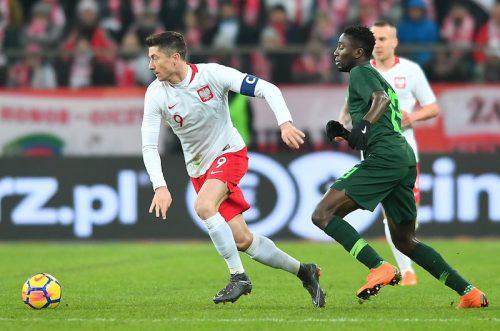 エース・レヴァンドフスキ不発…日本と同組のポーランド、ナイジェリアに敗れる