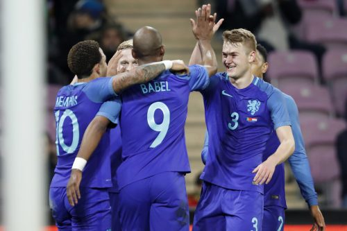 W杯出場逃したオランダ、新体制初白星…ユーロ王者ポルトガルに3発快勝
