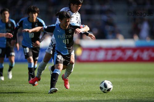 ●王者・川崎、不調G大阪に2-0快勝…川崎は今季2勝1分けで無敗キープ