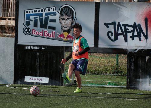 ネイマール考案のストリート・サッカー世界大会へ向け、日本で予選がスタート!