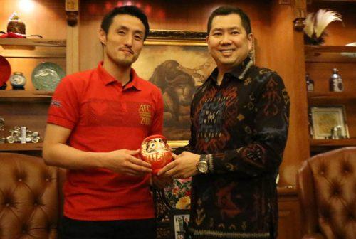 元フットサル日本代表の高橋健介、フットサルインドネシア代表の監督に就任
