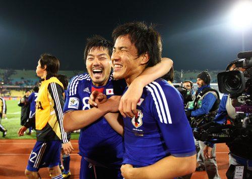 ●松井大輔が語った南アフリカW杯…GS突破の要因は「勝ちたい!という気持ち」