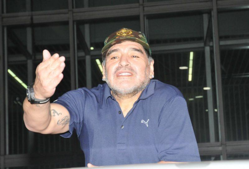 ディエゴ・マラドーナ
