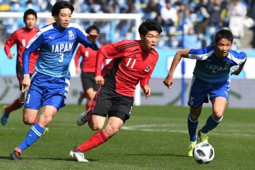 川崎、U18所属FW宮代大聖とプロ契約締結…2種登録で公式戦出場も可能に
