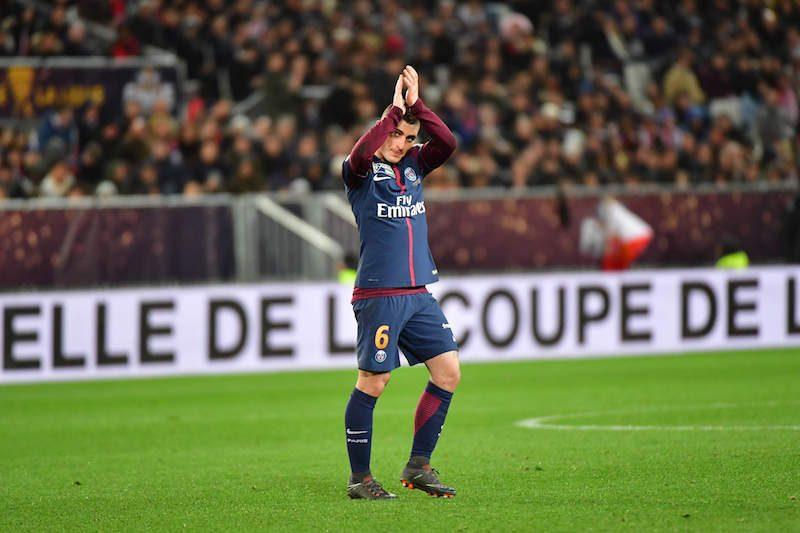 ヴェラッティ、PSG残留を明言! 「ここで勝つことを望んでいる」