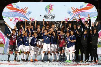 AFC女子アジアカップヨルダン201...