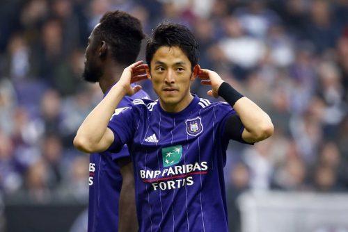 ●森岡亮太が1ゴール1アシストで勝利に貢献…アンデルレヒト、連敗を2でストップ