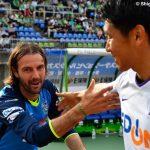 J1 20180415 Shonan vs Hiroshima Kiyohara1