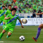 J1 20180415 Shonan vs Hiroshima Kiyohara3