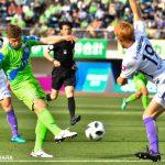 J1 20180415 Shonan vs Hiroshima Kiyohara4