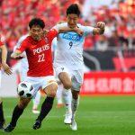 J1 Urawa vs Sapporo Kiyohara10