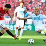 J1 Urawa vs Sapporo Kiyohara7
