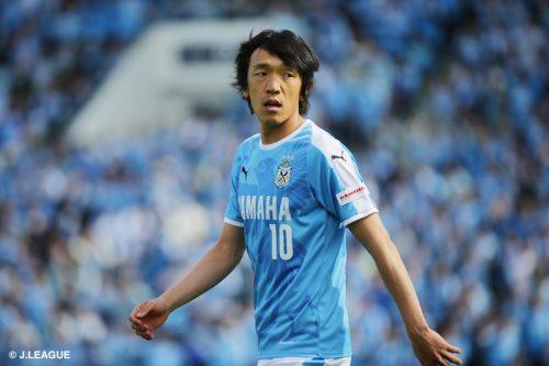横浜FC、磐田から元日本代表MF中村俊輔を獲得「今まで培った経験を生かして」