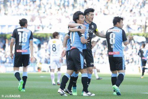 川崎、鹿島を寄せ付けずリーグ戦5試合ぶりの白星…攻撃陣が爆発し4ゴール!