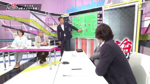 【スカサカ!ライブ】長谷部がCB、本田がトップ下? W杯を戦うのに最適な布陣は?