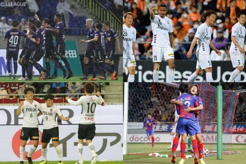 長崎&G大阪が揃って初勝利! 浦和は神戸下し2連勝…FC東京は3位浮上/J1第7節