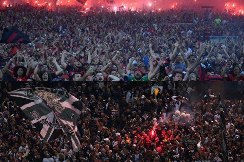 """恐るべしサッカーの国! ブラジルの人気クラブが""""公開練習""""を実施すると…"""