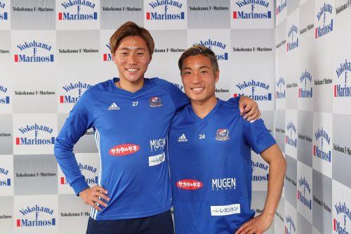 【両サイドバック対談】松原健×山中亮輔「いいプレーが増えれば日本代表も見えてくる」
