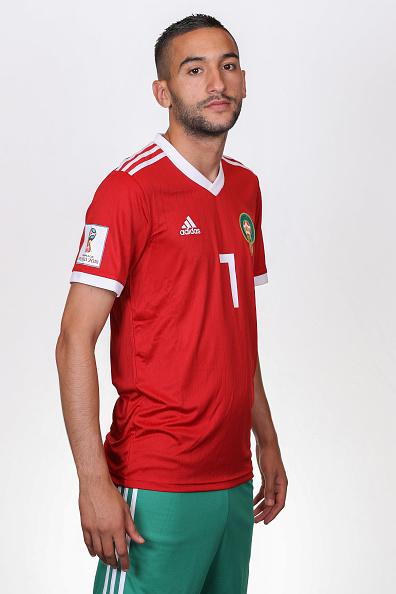 ハキム・ツィエク(モロッコ代表)のプロフィール画像