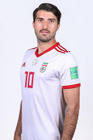 カリム・アンサリファルド(イラン代表)のプロフィール画像