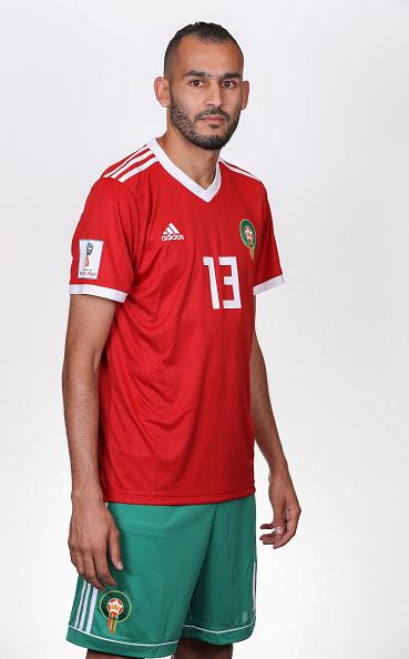 ハリド・ブタイブ(モロッコ代表)のプロフィール画像