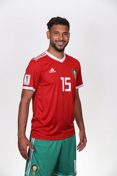 ユセフ・アイト・ベナセル(モロッコ代表)のプロフィール画像