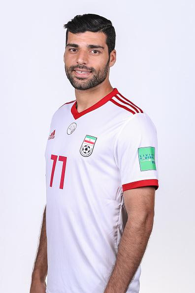 メフディ・タレミ(イラン代表)のプロフィール画像