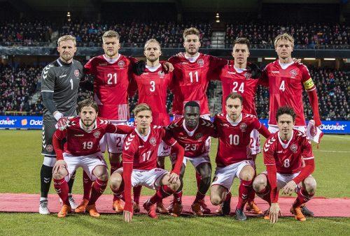 """●サポーターのユニフォームで代表選手が恩返し…デンマーク代表が着用した""""特別な一着""""とは"""