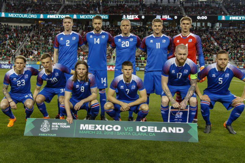 W杯初出場のアイスランド代表、...