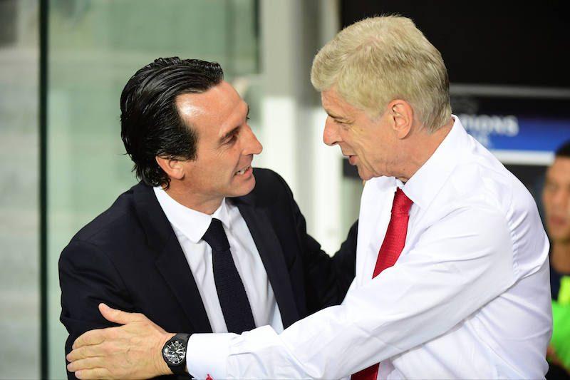 アーセナル、元PSGのエメリ氏を招へい! ヴェンゲル監督の後任に決定